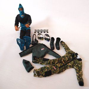 The Ultimate Corps Action Figure Plus Accessories